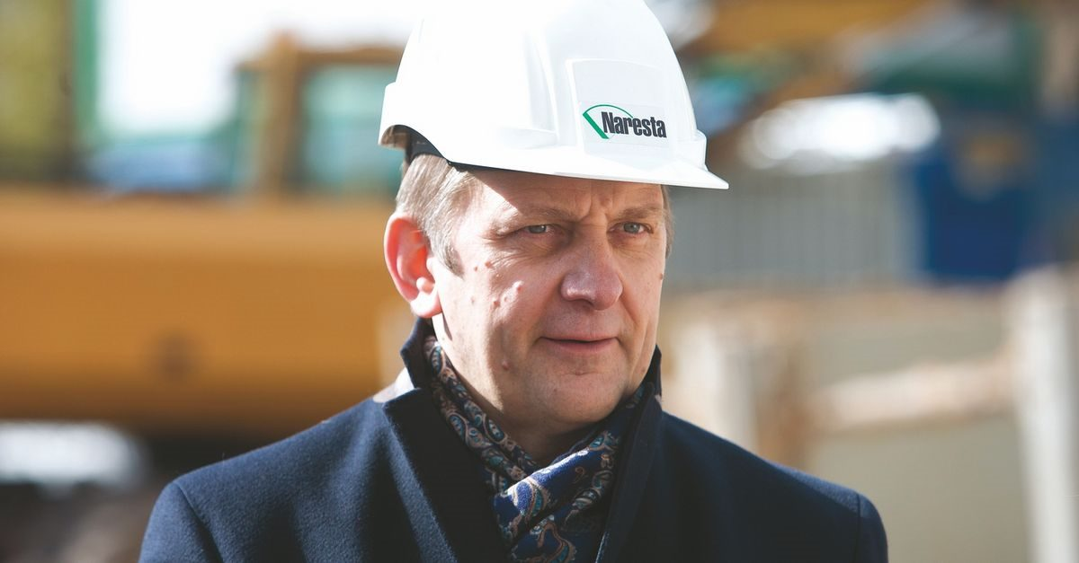 """""""Naresta"""": ilgainiui ukrainiečiai gali sudaryti ketvirtadalį statybininkų"""