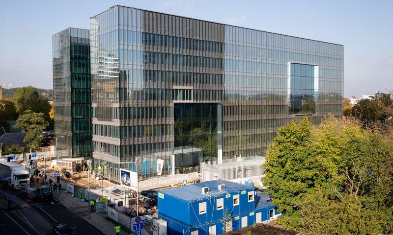 """""""Lords LB"""" fund finishes Business center construction worth 40mln. Euros"""