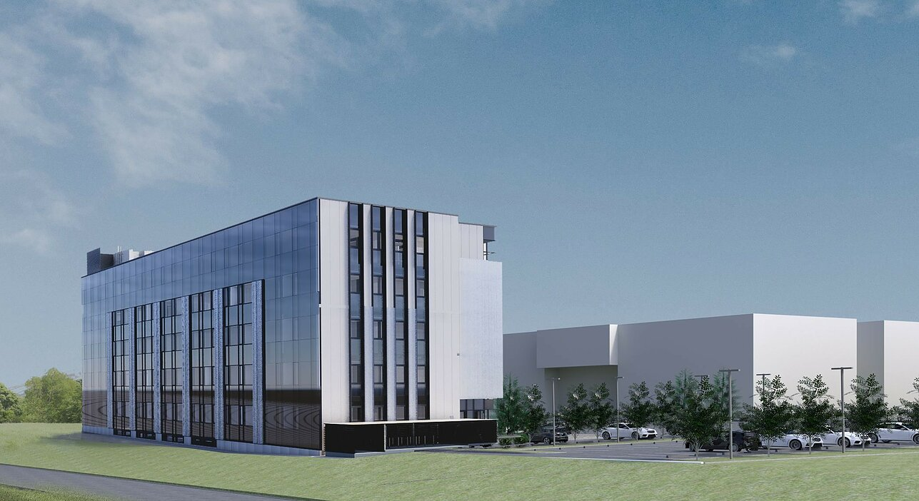 Construction of Scientific research, experimental development and innovation center begins