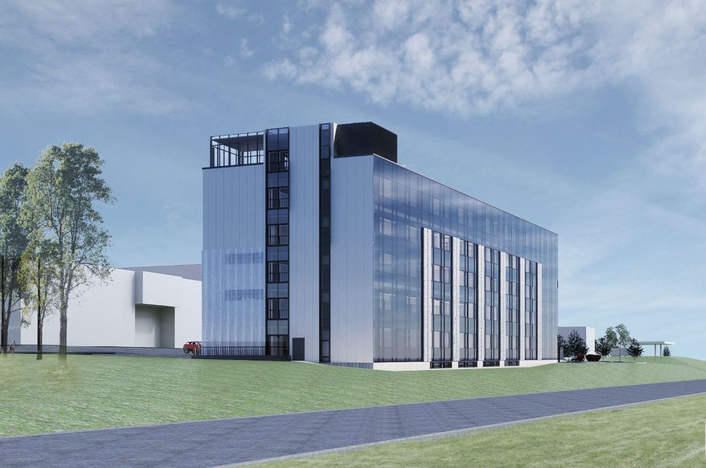 Visorių informacinių technologijų parke pradedamos naujo mokslinių tyrimų, eksperimentinės plėtros ir inovacijų (MTEPI) centro statybos