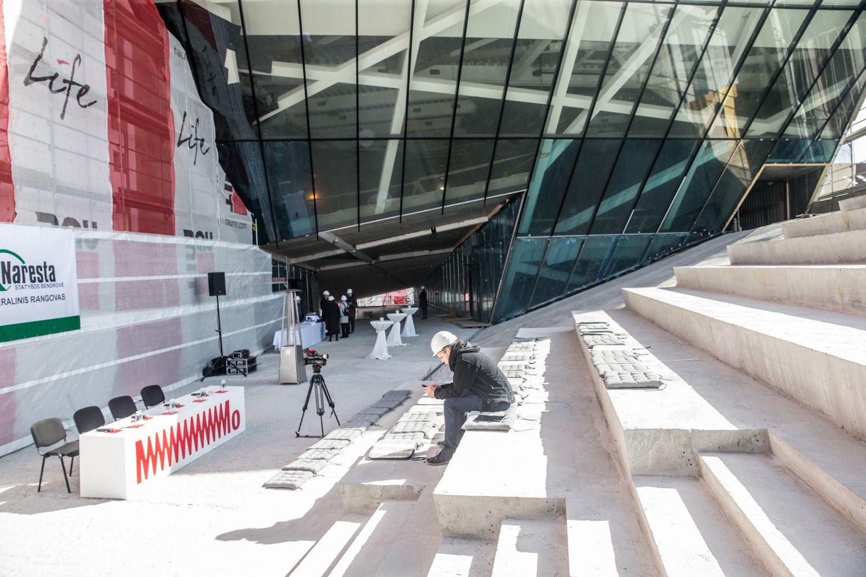 Trauktis nebėra kur: paskelbta privataus MO muziejaus atidarymo diena