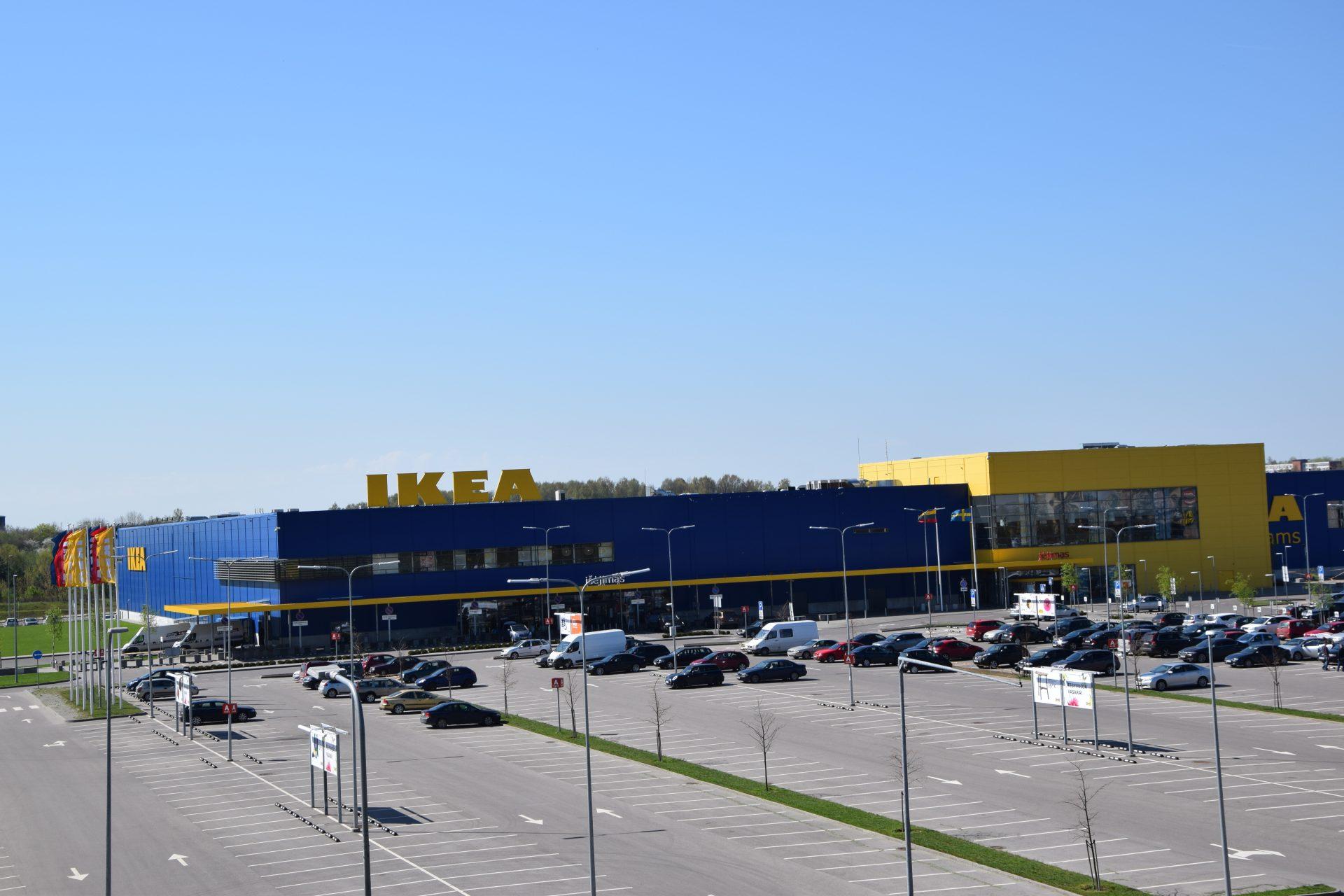 """Finishing works of shopping centre """"IKEA"""""""