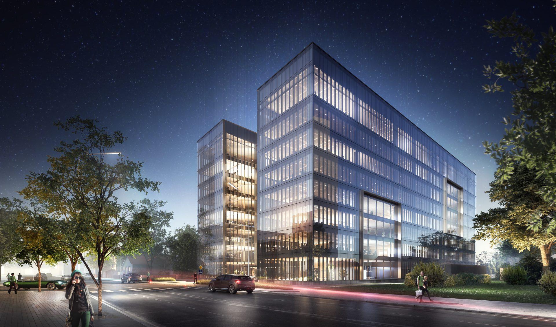 """""""Lords LB"""" pasirinko rangovą verslo centrui Vilniuje, pradeda statybą"""
